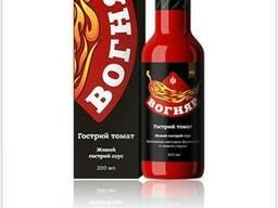 """Hot pepper sauces """"Vognyar"""" - photo 4"""