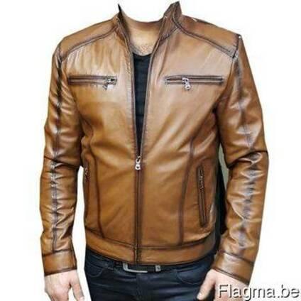 Leather womenswear and menswear brands.