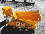 Мобильный бетонный завод Sumab B-15-1200 (15 м3/час) Швеция - фото 2