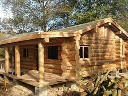 Производим деревянные бани, дома из дерева. - фото 5
