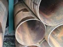 Трубы стальные , б\у, с хранения - фото 2