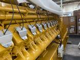 Б/У дизель-генератор CAT-7400 MS, 5200 Квт, 2011 г. в - фото 3
