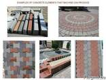 Блок машина для производства тротуарной плитки SUMAВ U1000 - фото 5