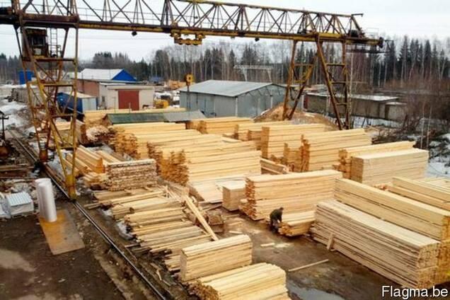 We offer the supply of lumber Belarus