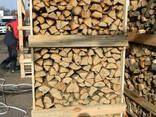 Firewoods in crates - photo 6