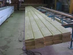 Glulam European softwood (spruce, pinewood) - photo 2