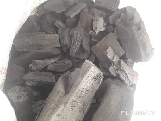 Holzkohle / Charcoal / Древесный уголь