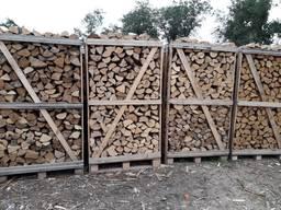 Ik zal brandhout verkopen