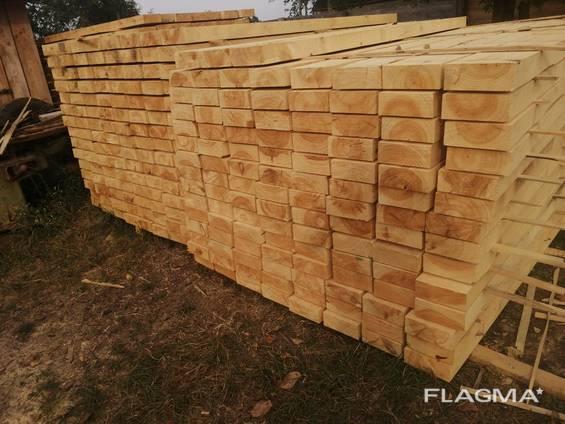 La production de bois selon les spécifications du client!
