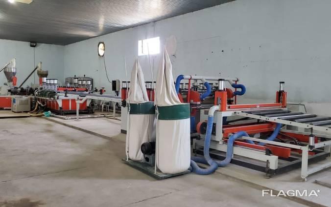 Линия оборудования по производству МДФ
