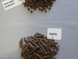 Pine pellets EnPlus A1, 6mm direct from producer. - photo 3