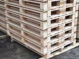 Поддон, паллет деревянный новые 600х800,800x1200 - фото 4