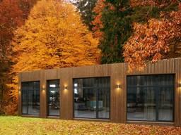 QHome SMART. Modular houses 37 m², 45 m²