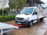 Tow bar KOZA for towing of cars without involvement of a second driver - фото 7