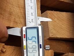 Trockenes Eichenbrett, nicht kantig, 50 mm, 3 m AA / AB-Qual - фото 3