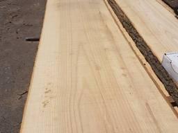 Trockenes Eichenbrett, nicht kantig, 50 mm, 3 m AA / AB-Qual - фото 4