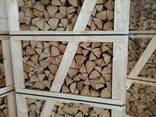 We offer wholesale firewood from Belarus - photo 1