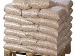 Wood pellets for heating and fuel